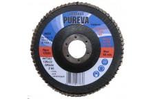 Круг лепестковый 125х22мм Р60 PUREVA