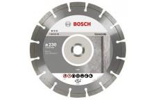 Диск алмазный сегментный по бетону Bosch Professional 230х22.2 мм