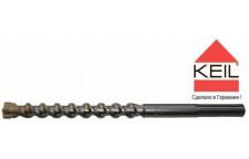 Бур SDS-max Keil Профи 16х200/340 мм