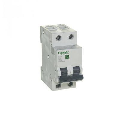 Автомат 2P, 32А, тип С, 4,5кА, Schneider Electric, Easy9