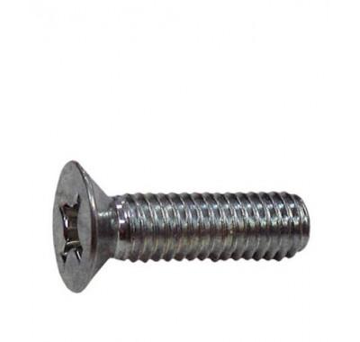 Винты оцинкованные М3х10 мм DIN 965 потайная головка (30 шт)
