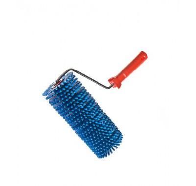 Валик игольчатый 240 мм игла 28 мм с рукояткой