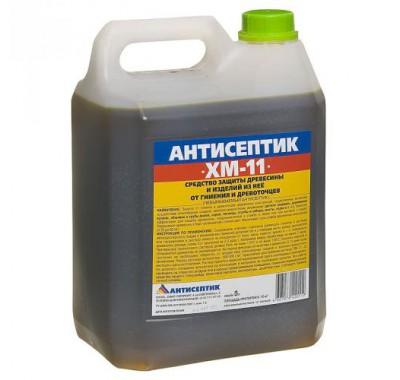 Антисептик ХМ-11 биозащита 5 л