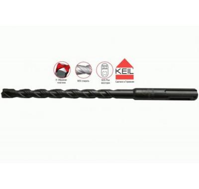 Бур SDS-plus Keil Профи 6х150/210 мм Xpro усиленный