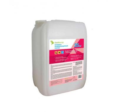 Антисептик ЭкоМастер огнебиозащита 1 группа 25 кг