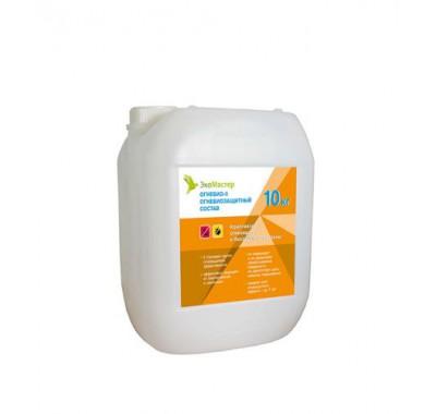 Антисептик ЭкоМастер огнебиозащита 2 группа 10 кг