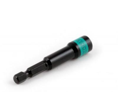 Адаптер для болтов и саморезов Jettools с 6-гранной головкой магнитный d10 мм L45 мм