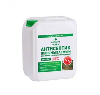 Антисептик Prosept Ultra невымываемый концентрат 1:10 5 л