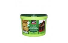 Лак антисептик акриловый VGT бесцветный 9 кг