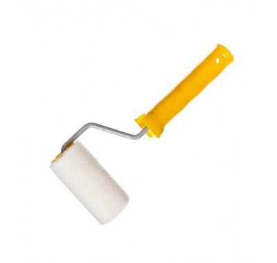 Валик велюровый Бодрый маляр 100 мм с рукояткой