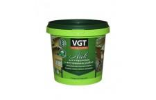 Лак VGT для наружных и внутренних работ глянцевый 0,9 кг