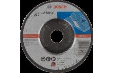 Круг зачистной по металлу 125х22х6 мм вогнутый мм Bosch Стандарт