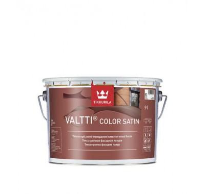 Антисептик Tikkurila Valtti Color Satin 9 л