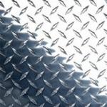 Листы алюминиевые рифлёные