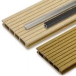 Изделия из древесно-полимерного композита