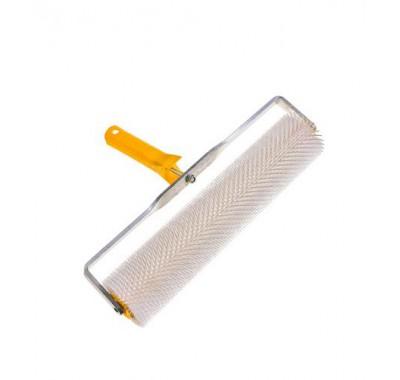 Валик игольчатый 400 мм игла 20 мм с рукояткой