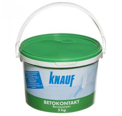 Бетоконтакт Кнауф5 кг