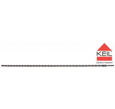 Бур Keil Профи 12х950/1000 мм SDS-plus