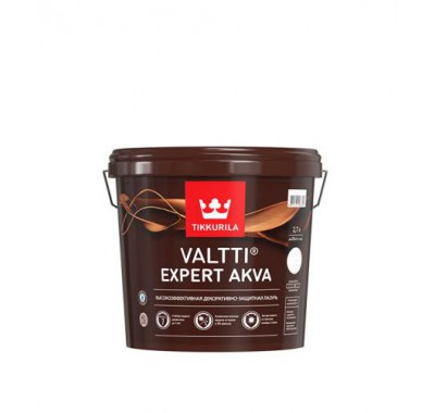 Антисептик Valtti Expert Akva палисандр Тиккурила 2,7 л