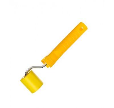 Валик для обоев резиновый 50 мм с рукояткой