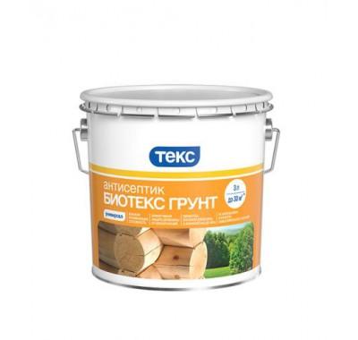 Антисептик Текс Биотекс грунт 3 л