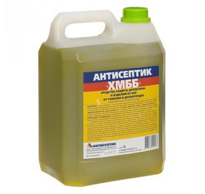 Антисептик ХМББ биозащита 5 л