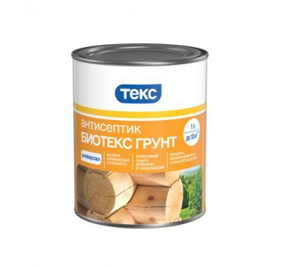 Антисептик Текс Биотекс грунт 1 л