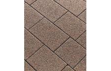 Плитка тротуарная Новый город разноразмерная stone mix гранит (324 шт., 10, 37 м.кв.)