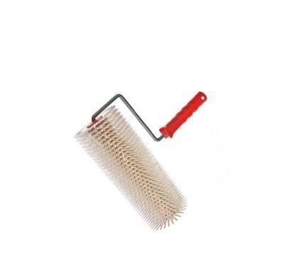 Валик игольчатый 300 мм игла 28 мм с рукояткой