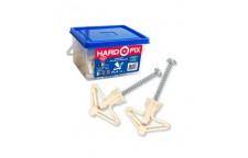 Анкер для листовых материалов Hard-Fix PLA нейлон (60 шт)