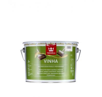 Антисептик кроющий Tikkurila Vinha основа VC 9 л
