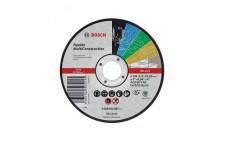 Круг отрезной Bosch Multiconstruct 125х22х1 мм