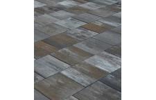 Плитка тротуарная Новый город разноразмерная color mix песчаник (324 шт., 10, 37 м.кв.)