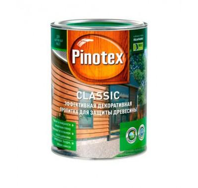 Антисептик Pinotex Classic красное дерево 1 л