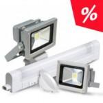 Светильники и прожекторы распродажа