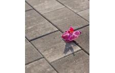Плитка тротуарная Новый город разноразмерная color mix кварцит (324 шт., 10, 37 м.кв.)