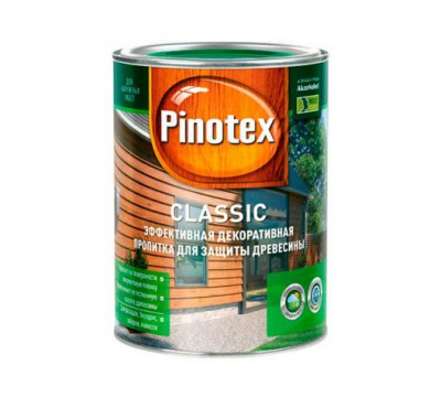 Антисептик Pinotex Classic орех 1 л