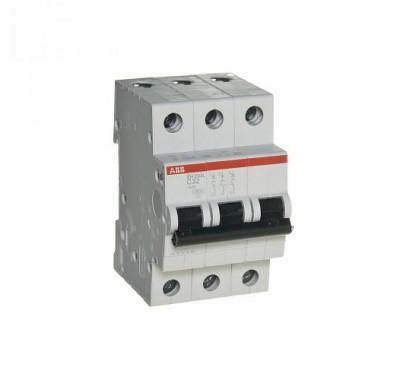 Автомат 3P, 32А, тип С, 4.5кА, ABB, SH203L