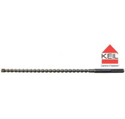 Бур SDS-max Keil Профи 20х400/520 мм