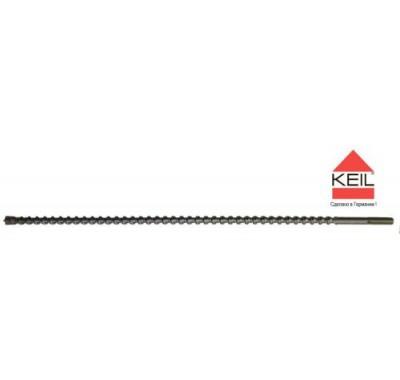 Бур SDS-max Keil Профи 18х800/940 мм