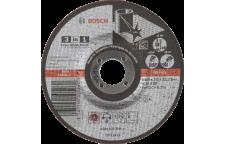 Круг многофункциональный пометаллу и нержавеющей стали 125х22х2,5 мм Bosch Стандарт