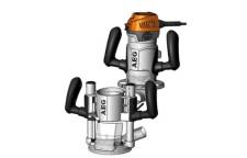 Фрезер MF 1400 KE, 1400 Вт, цанга 12 мм, 10000-23000 об/мин, AEG