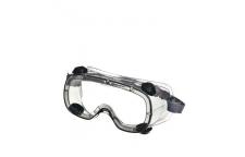 Защитные очки закрытого типа гибкие химостойкие
