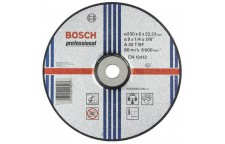 Круг зачистной по металлу Bosch 115х22х6 мм вогнутый