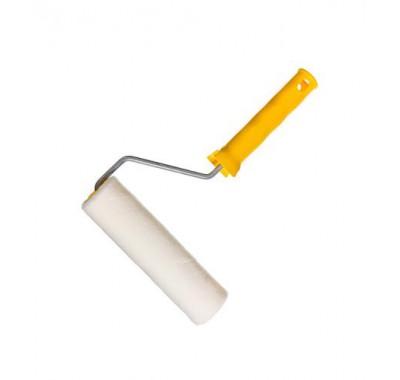 Валик велюровый Бодрый маляр 180 мм с рукояткой