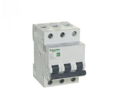 Автомат 3P, 32А, тип С, 4,5кА, Schneider Electric, Easy9