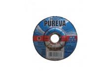 Круг зачистной по металлу PUREVA Профи 125х22х6 мм