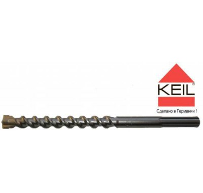 Бур SDS-max Keil Профи 20х200/320 мм