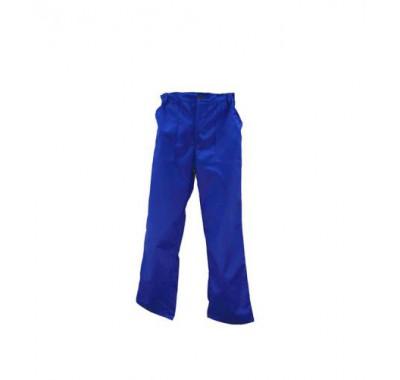 Брюки Бригадир светло-синие размер 52-54 (104-108) рост 170-176