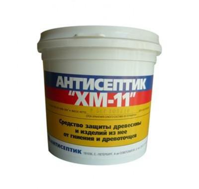 Антисептик ХМ-11 биозащита сухая смесь 2.5 кг